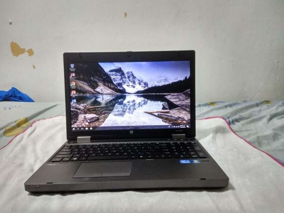 Vendo Laptop Hp Core I5 Negociable