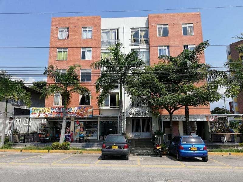 Apartamento En Arriendo En Ibague Edificio Portal De Los Tunjos Piso 1 Cod. ABPAI11301