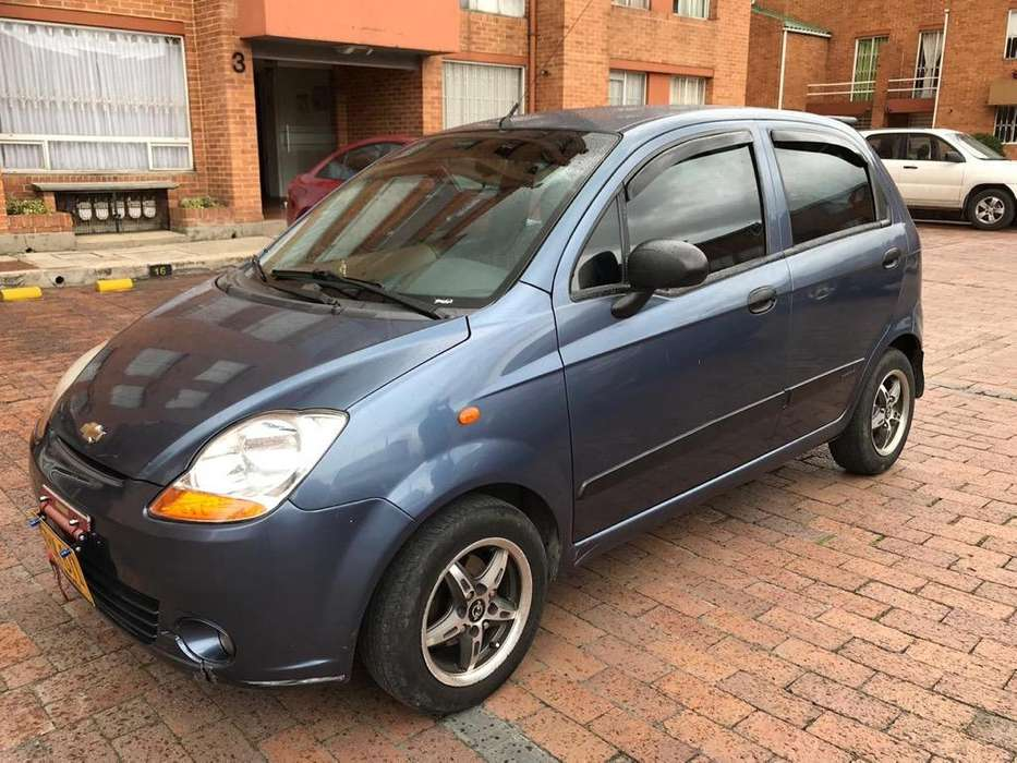Chevrolet Spark 2010 - 102000 km