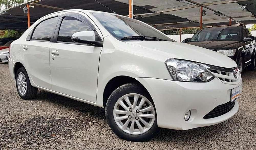 Toyota Etios 2016 - 20000 km