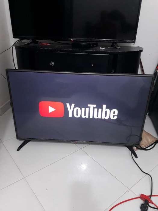 Smart Tv Lg 42 Pulgadas Tdt Full Hd