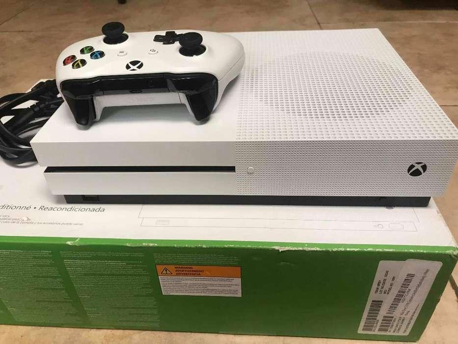 Se Vende Xbox One S de 1 Tera Como Nuev