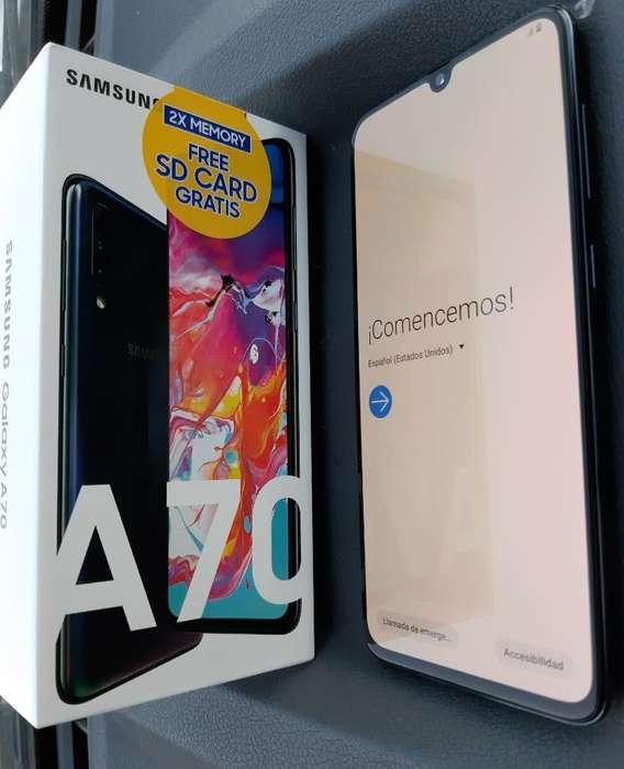 <strong>samsung</strong> Galaxy A70 128gb Nuevos