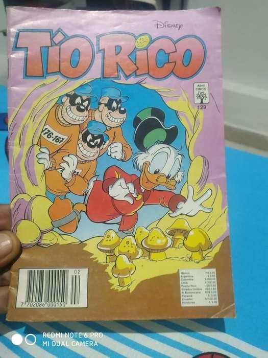 Antiguas Revistas Cómics Años 80s