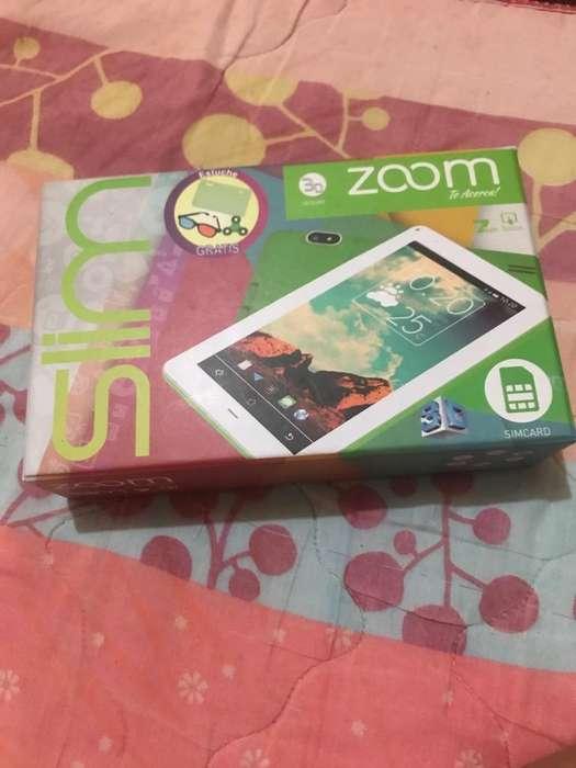 Tablet Casi Nueva Sirve para Sim Card