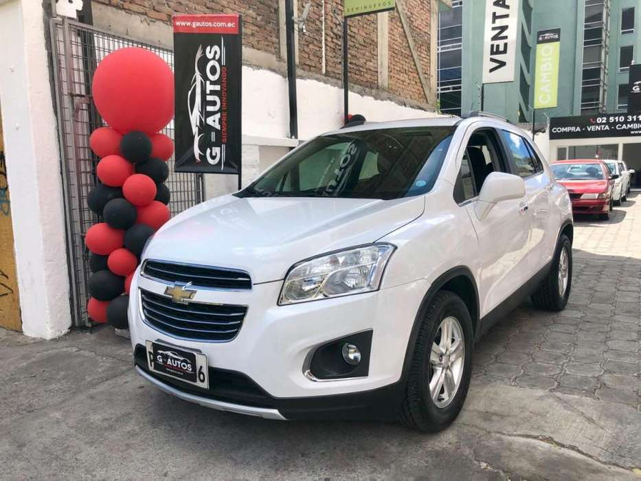 Chevrolet Tracker 2016 - 60000 km