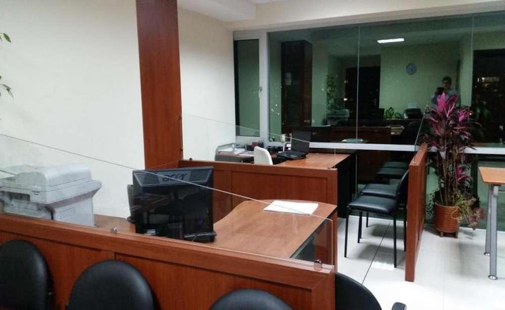 Rumipamba, oficina amoblada en venta, 3 ambientes, 57 m2