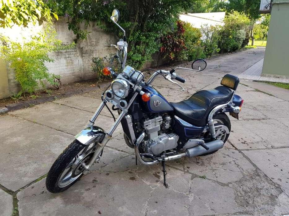 <strong>kawasaki</strong> 500cc. mod 1993. 40000km. Venta/Permuta