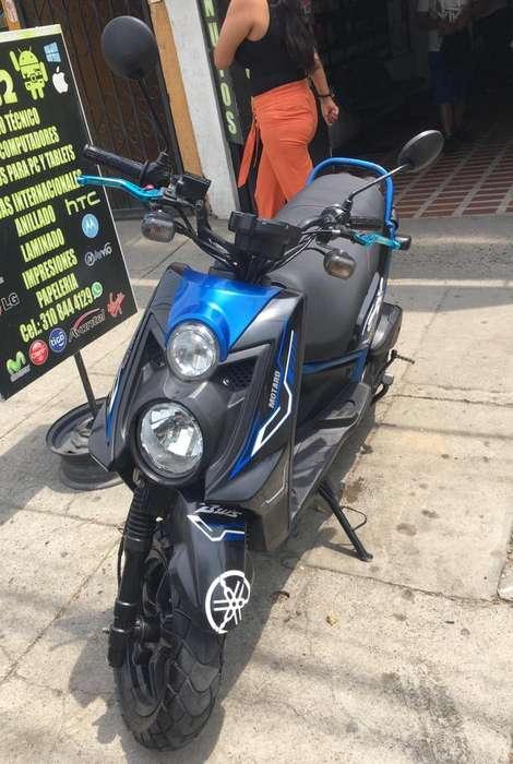Vendo O Cambio Moto Biwis 2016