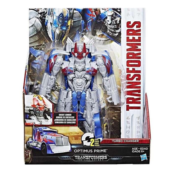 Robot Transformers: The Last Knight Optimus Prime