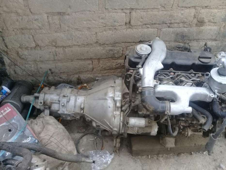 Vendo Motor Nisan Td 27