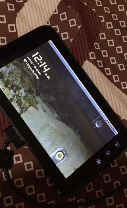 Vendo Tablet Antigua Marca Della Speak 7