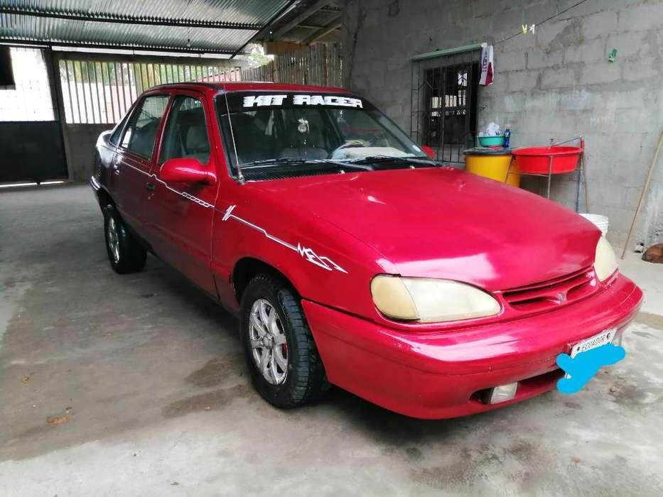Daewoo Racer 1993 - 471916 km