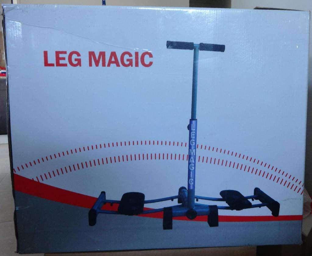 LIQUIDO!!LEG MAGIC Aparato para piernas/Gluteos