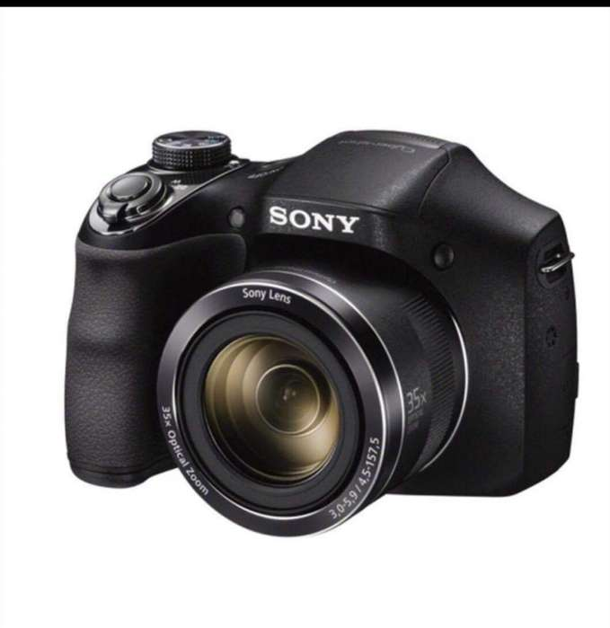 Cmara de 20 megapixeles Sony
