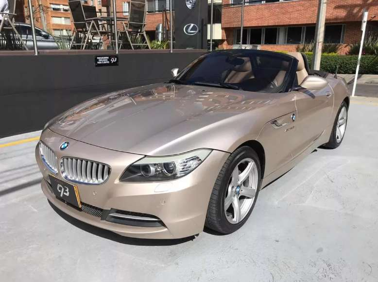 <strong>bmw</strong> Z4 2012 - 47300 km