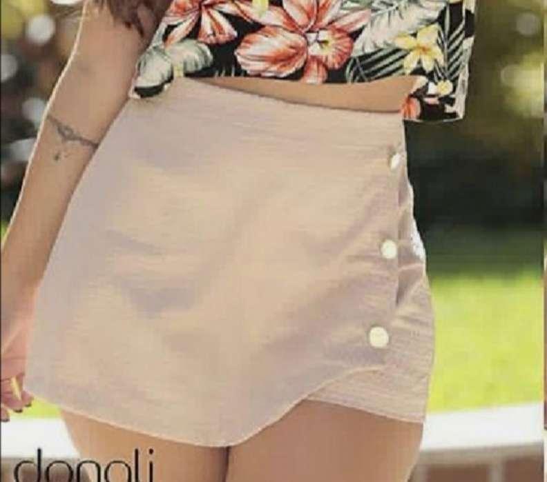 Hermosos Shorts para Dama