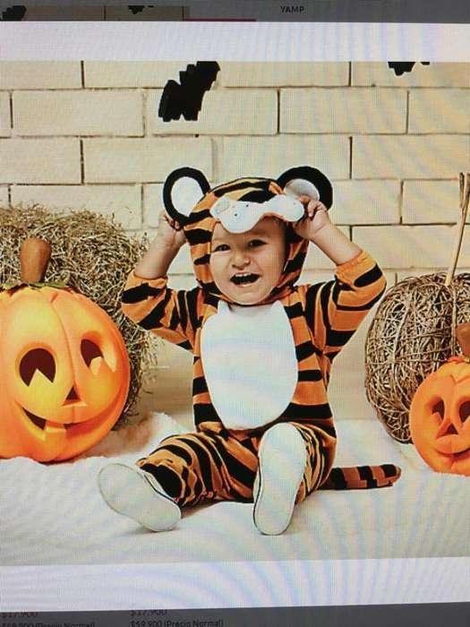 NUEVO Disfraz de Tigre