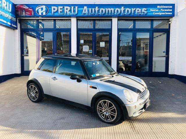 MINI COOPER COUPE 1.6N CHILLI DOBLE TECHO