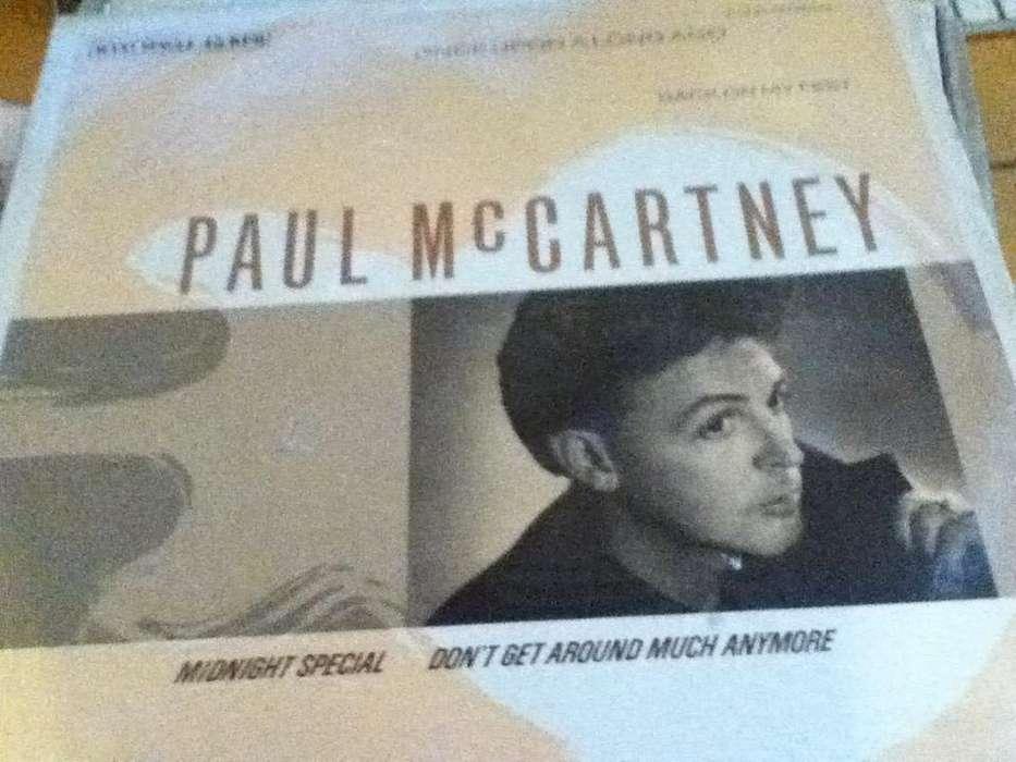 VINILO PAUL MC CARTNEY