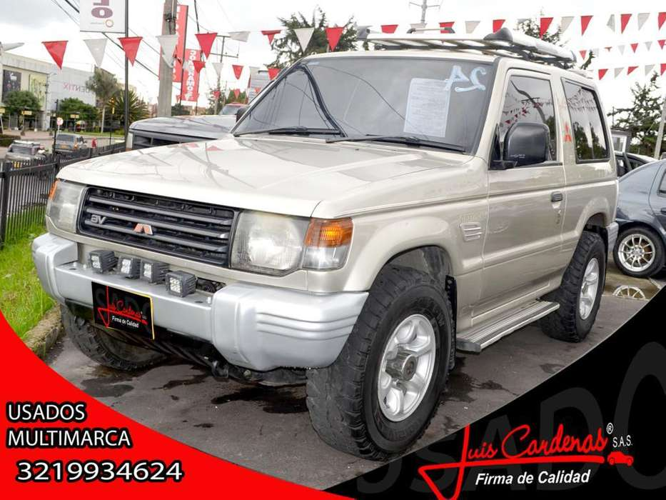 Mitsubishi Montero 2000 - 156000 km