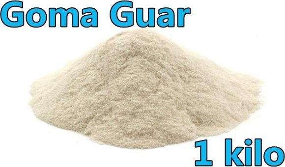 Venta de Goma Guar Grado Alimenticio buena calidad y excelente precio