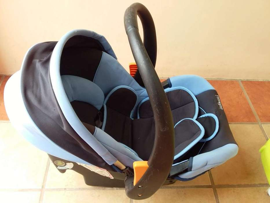Asiento de carro para bebe