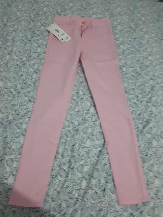 Pantalón Jeans Talla 28