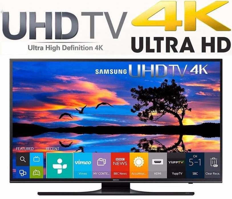 SMART TV UHD 4K SAMSUNG 50 PULGADAS UN50KU6100