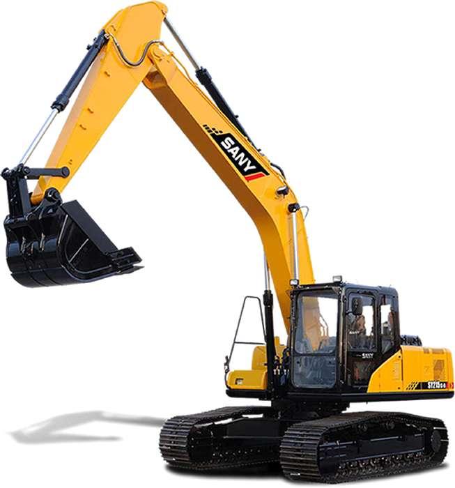 Excavadora Sany SY215C Salcedo Motors