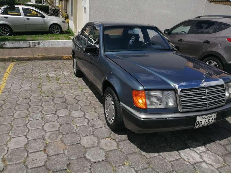 <strong>mercedes-benz</strong> Clase E 1989 - 200000 km