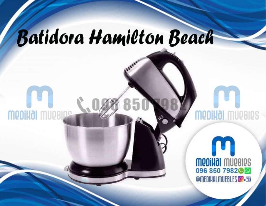 <strong>batidora</strong> HAMILTON BEACH