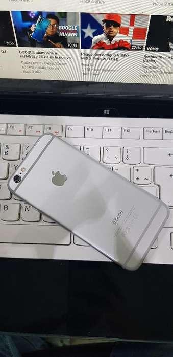 iPhone 6 16gb sin Wifi
