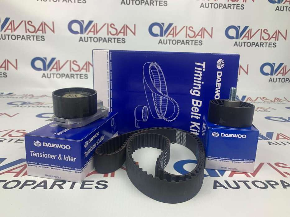 KIT DISTRIBUCION CHEVROLET EMOTION ACTIVO 1.4L, 1.6L AÑO 2004/2012