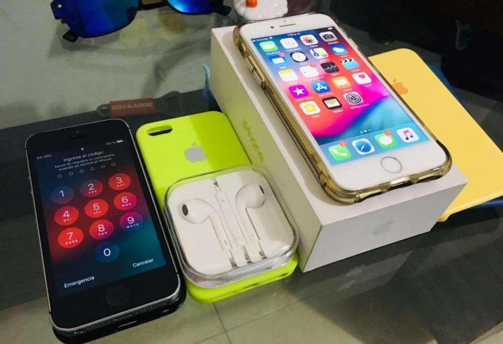 iPhone 8 Y Se 64Gb