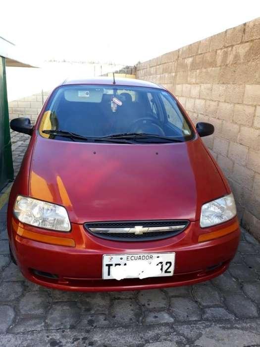 Chevrolet Aveo Family 2015 - 84000 km