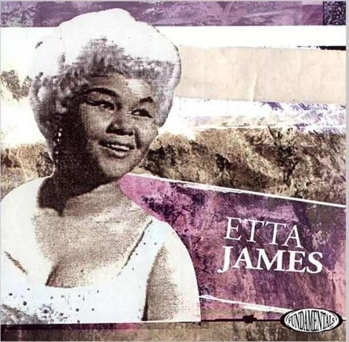 Etta James Fundamentals Cd Nuevo Sellado