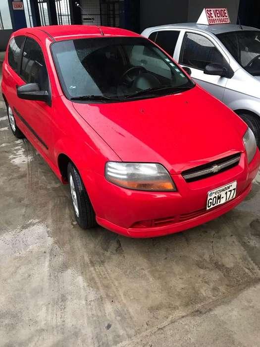 Chevrolet Aveo 2006 - 179635 km