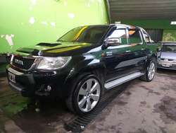 Toyota Hilux 2012 3.0 4X4