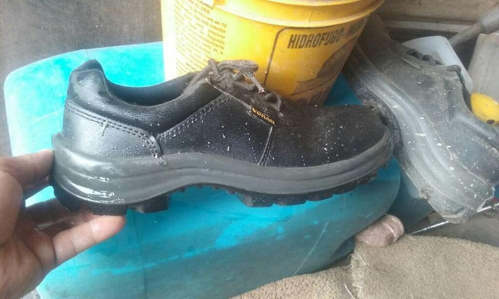 Vendo Zapatos Seguridad Punta de Acero