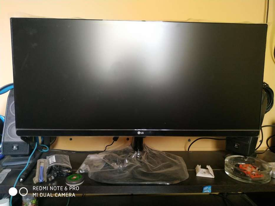 <strong>monitor</strong> Lg Led 25 ( 25um58-p ) Ips - Hd