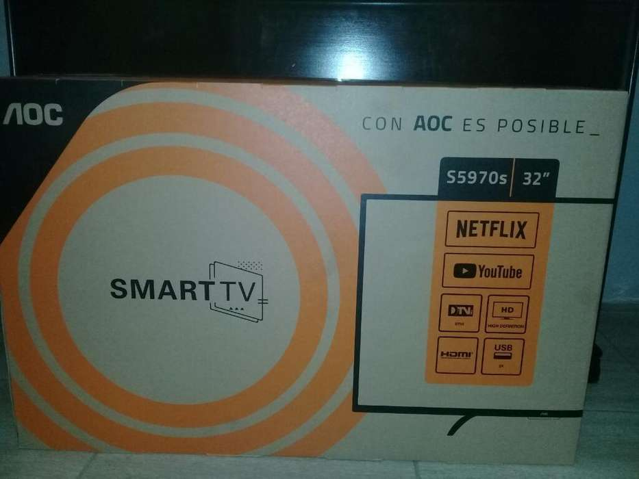 Vendo Smart Tv Y Tablet