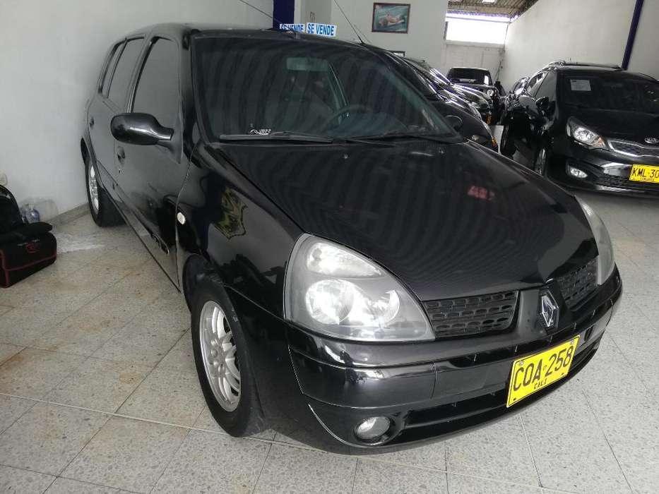 Renault Clio  2008 - 105000 km