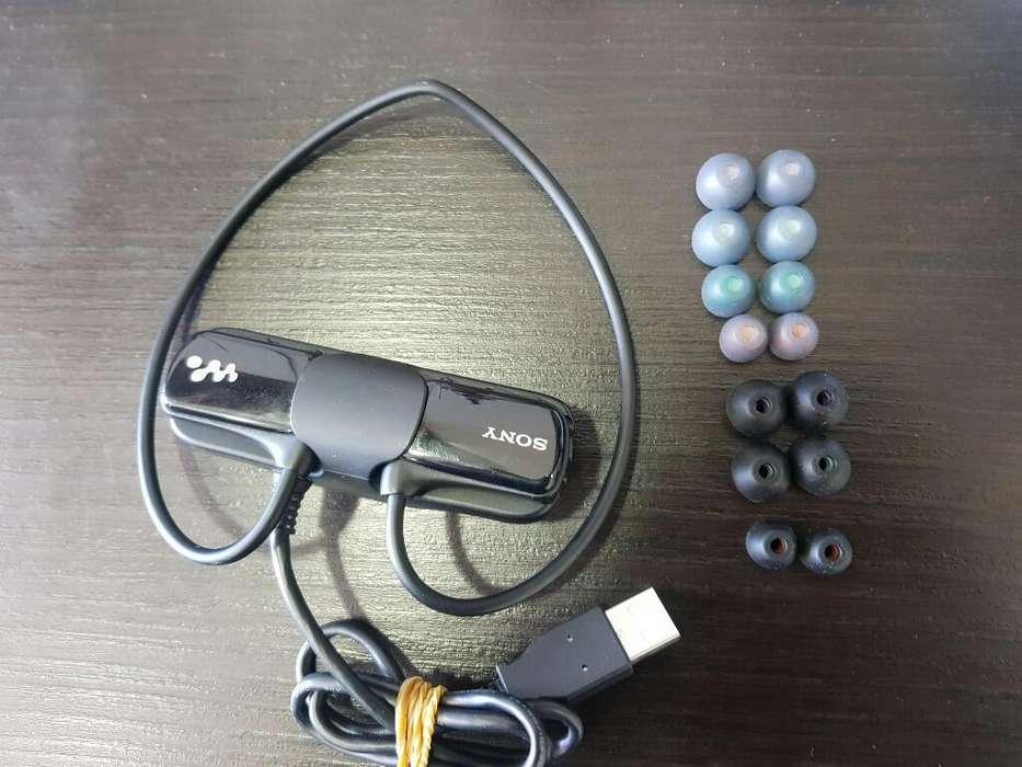 Reproductor Audífonos Sony Walkman NWZ - W273