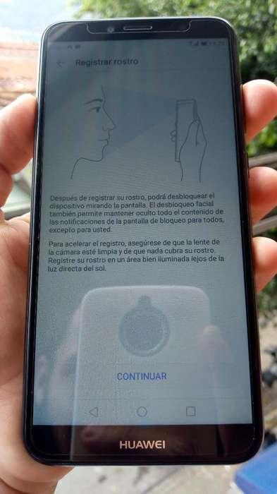 Huawei Y6 2018 Desbloqueo Facial <strong>barato</strong>