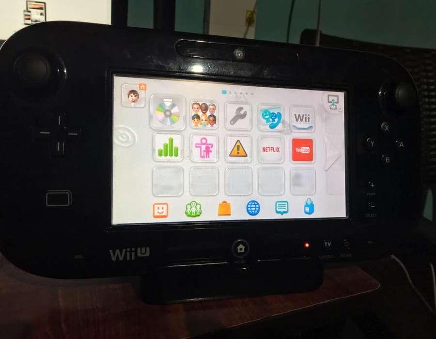 Nintendo Wii U NEGOCIABLE