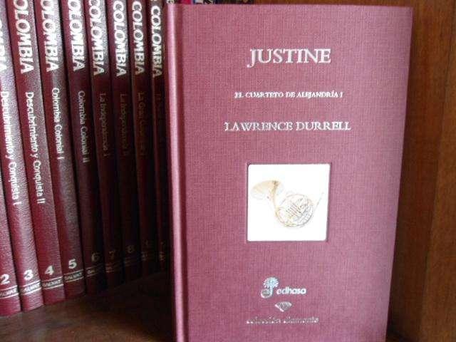 Lawrence Durrell: Justine El cuarteto de Alejandría