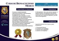 Curso de Biomagnetismo