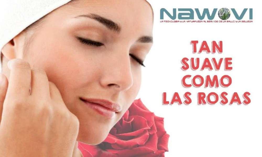 Tratamiento para el cuidado de la piel totalmente natural