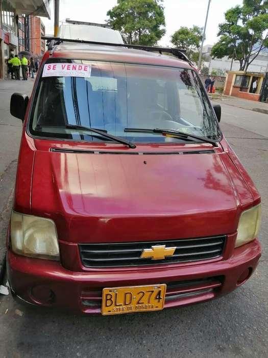 Chevrolet Wagon R 2019 - 130000 km